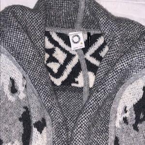 Anthropologie Oversized Vintage Sweater